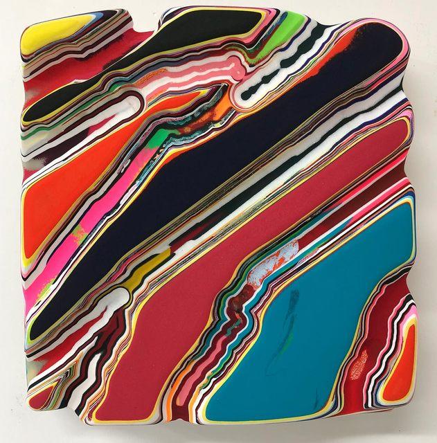 , 'ZEIGEFINGERZAUBERWORT ,' 2017, Patricia Sweetow Gallery