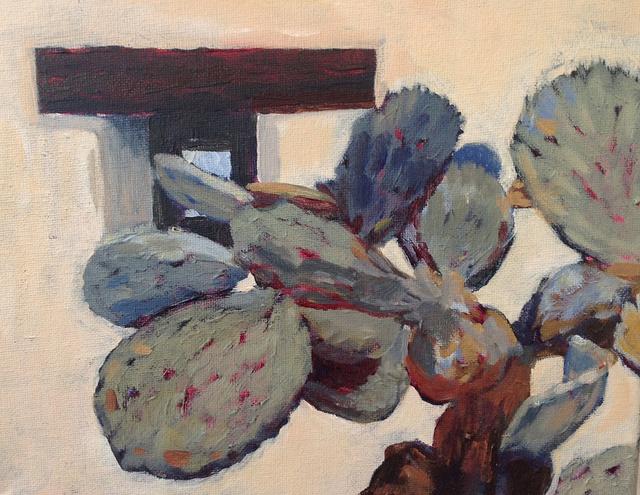 Kathy Dana, 'Old Mission Cactus', Tim Collom Gallery