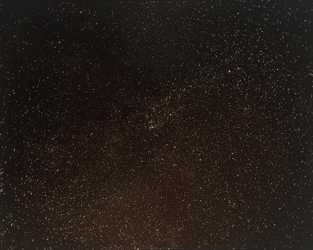 , 'Lick Observatory Plate Archive, Mt. Hamilton, UC Santa Cruz, 1892,' 1996, G. Gibson Gallery
