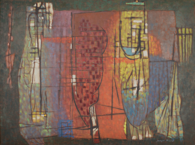 Joseph J. Meert, 'Transition', 1949-1950, Caldwell Gallery Hudson