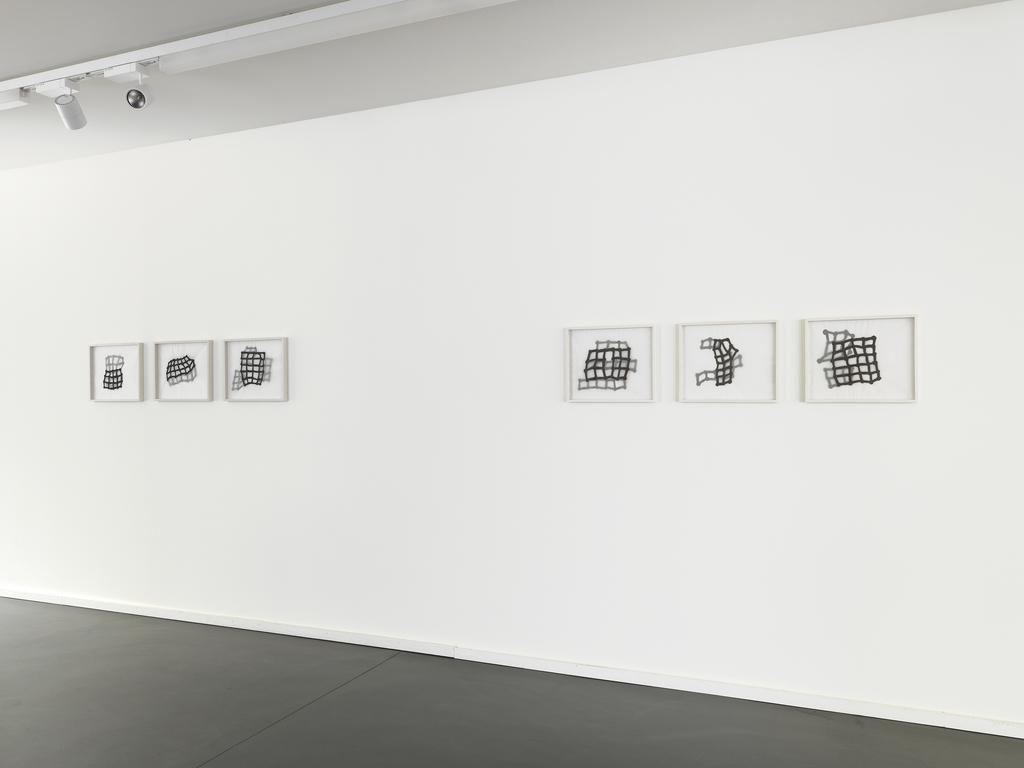 Susan Hefuna : Gebilde, Installation View 3