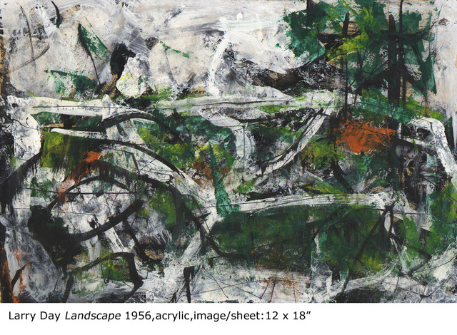 , 'Landscape ,' ca. 1956, Dolan/Maxwell