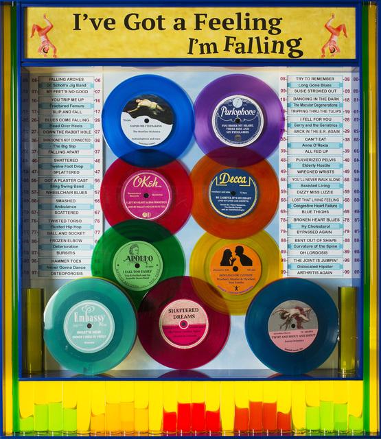 , 'I've Got a Feeling I'm Falling,' 2015, Denise Bibro Fine Art