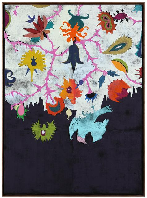 , 'Untitled (GUT/H 2341/01),' 2014, Rodolphe Janssen
