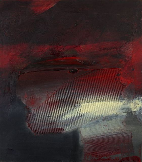 Frank Wimberley, 'Red Slant', 1990, Berry Campbell Gallery