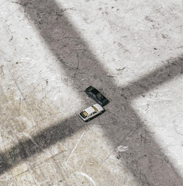 , ' Accidente en Rotterdam,' 1996-1998, MALBA