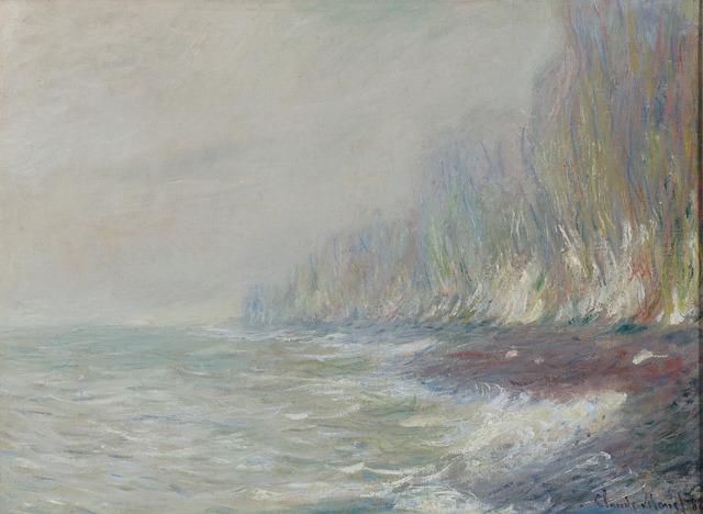, 'Effet de Brouillard près de Dieppe,' 1882, M.S. Rau