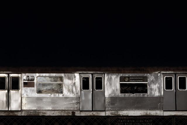 David S. Allee, '4:02 pm, J Train', 2010, Morgan Lehman Gallery