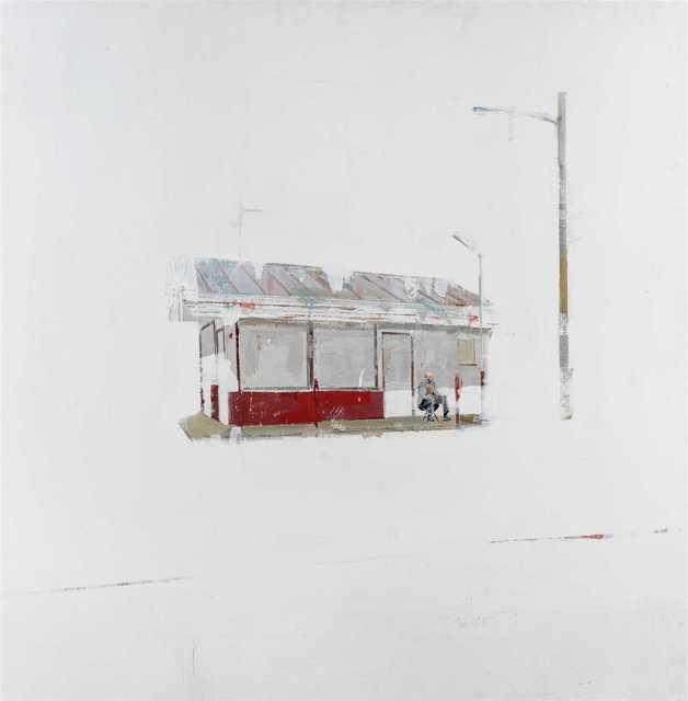 Brett Amory, 'Waiting #71', 2010, Tate Ward Auctions
