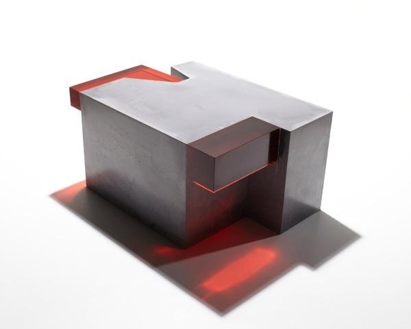 , 'Complemento Liquido coffee table,' 2015, NERO design gallery