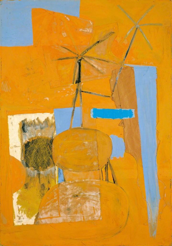 Robert Motherwell, 'The Poet,' 1947, Dedalus Foundation