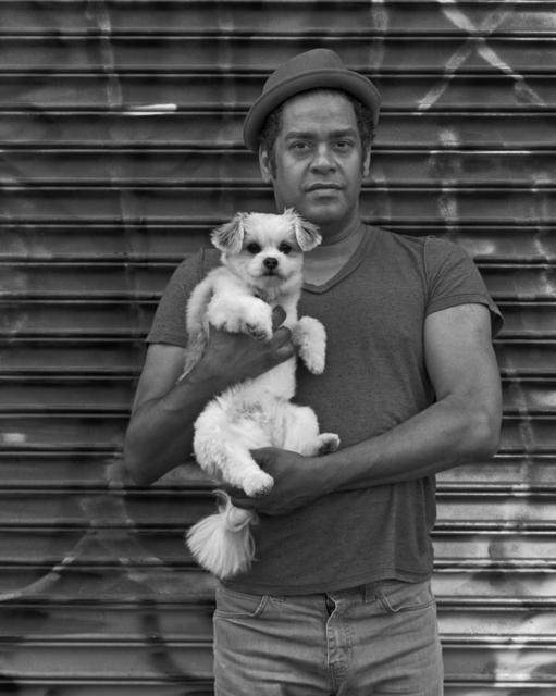 , 'Misael with Gia Monroe,' 2016, Soho Photo Gallery