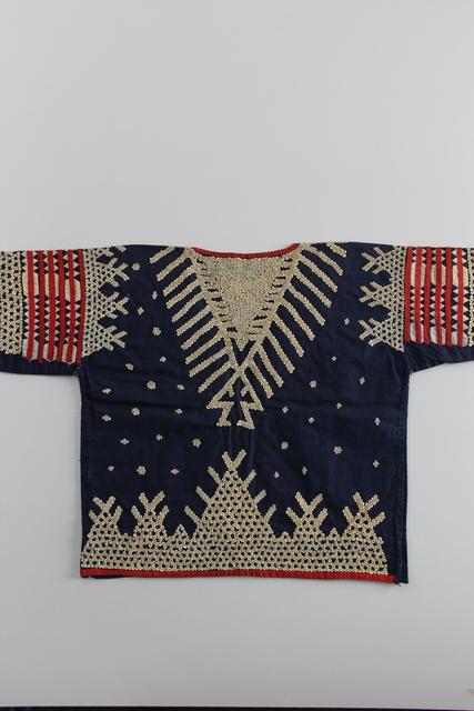 , 'detail of the back of a B'laan Woman's Shirt (Albong Takmun),' , Ayala Museum