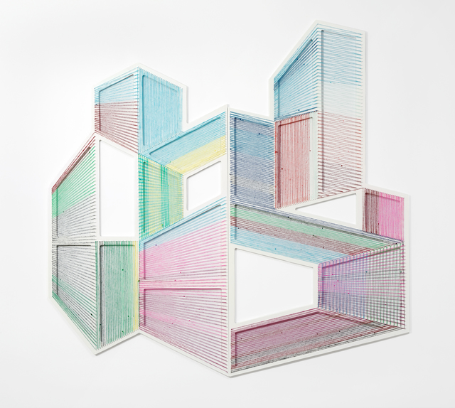 , 'Glass Structures,' 2014, New Art Projects