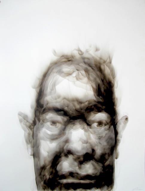 , 'Smoke Screen 24 (Frailty and Failing),' 2010, David Krut Projects