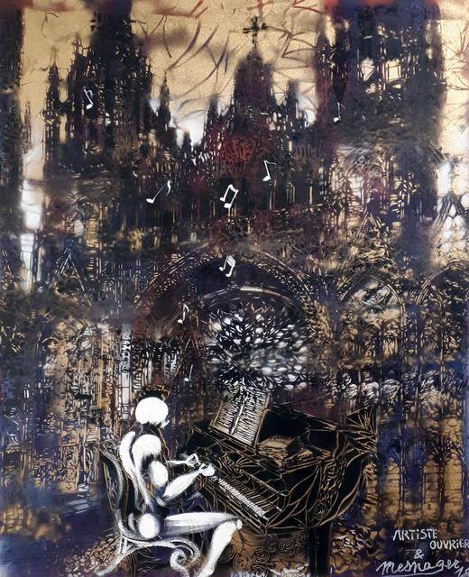 Jérôme Mesnager & Artiste-Ouvrier, '10 de 2018', 2018, Galerie Brugier-Rigail