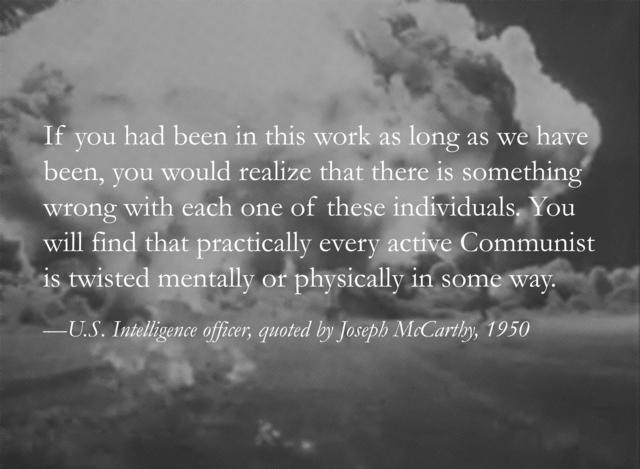 Yevgeniy Fiks, 'Stalin's Atom Bomb a.k.a. Homosexuality, No. 1', 2012, Winkleman Gallery