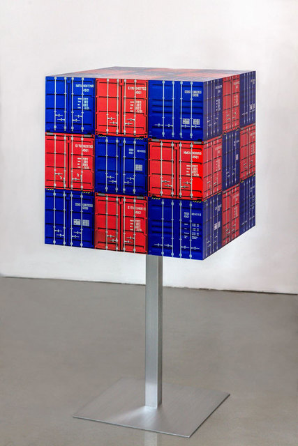 Nicolas Ruel, 'Cube Rotterdam', 2017, Galerie de Bellefeuille