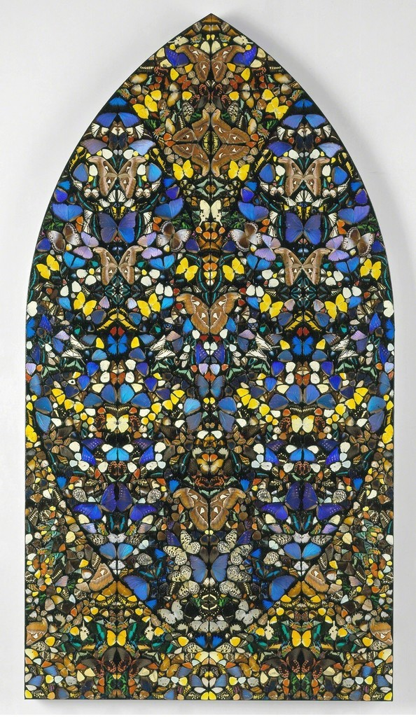 Damien Hirst | Posterity - The Holy Place (2006) | Artsy