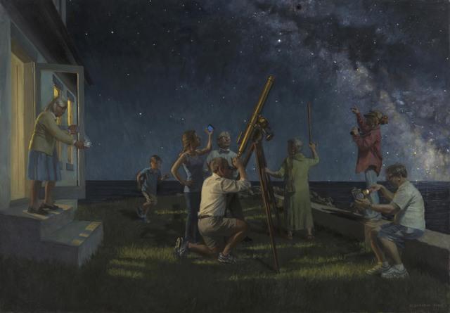 , 'Event Horizon,' , Dowling Walsh