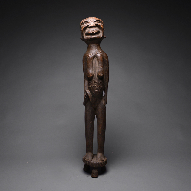 Unknown African, 'Makonde Wooden Sculpture of a Woman', 20th century A.D., Barakat Gallery