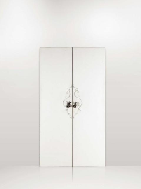 Lucio Fontana, 'A pair of doors in lacquered ash wood', 1952, Design/Decorative Art, Cambi