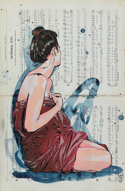 , 'Sans titre,' 2017, Kolja Kramer Fine Arts