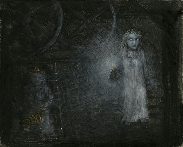 , 'Eros (4),' 2018, Pratt Contemporary
