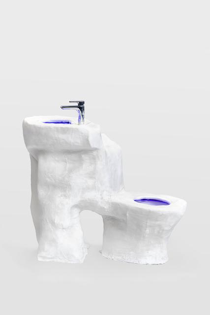 , 'Toilet Sink,' 2019, Friedman Benda