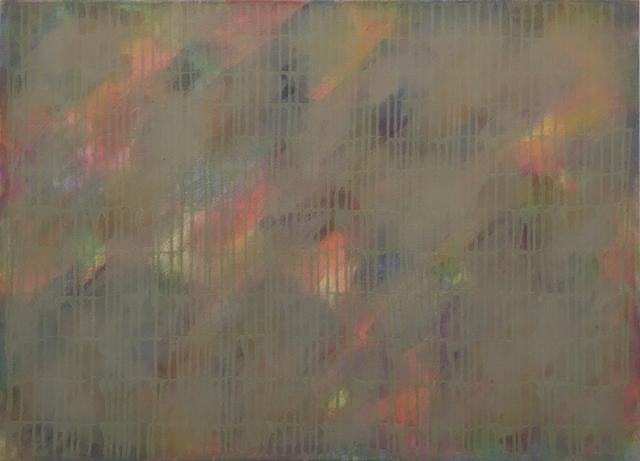 , 'Dripping ocker,' 1981, Sebastian Fath Contemporary