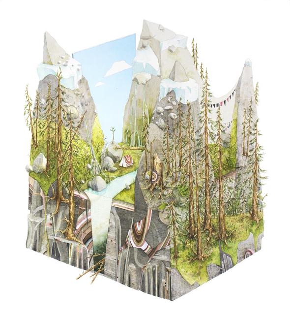 , 'Fluvial Valley,' , Momentum Gallery