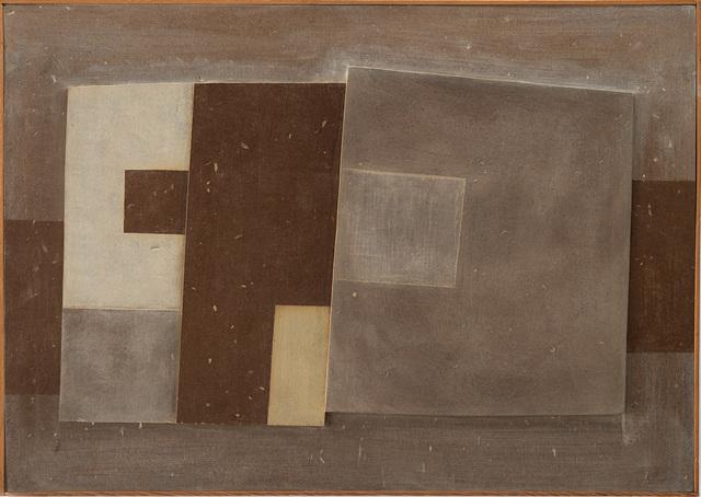 Ben Nicholson, 'June 60 (Ti - Ti)', 1960, Il Ponte