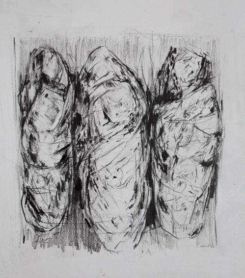, 'Drei,' 2015, Galerie Kornfeld