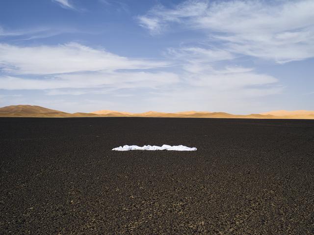 , 'Nube Sahara,' 2014, Patricia Conde Galería