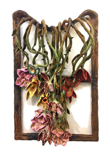 Valerie Hegarty, 'Vanitas with Roses Elegy', 2019, Burning in Water