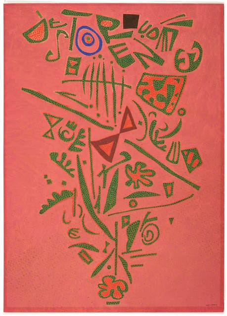 Otto Nebel, 'Bei grosser Wärme (with great warmth)', 1962, Koller Auctions