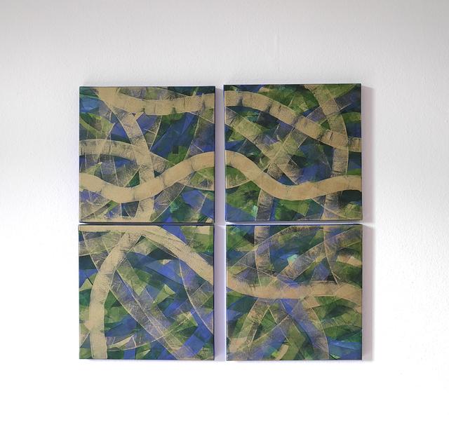, 'Crossroads 6,' 2012, Gallery Elena Shchukina
