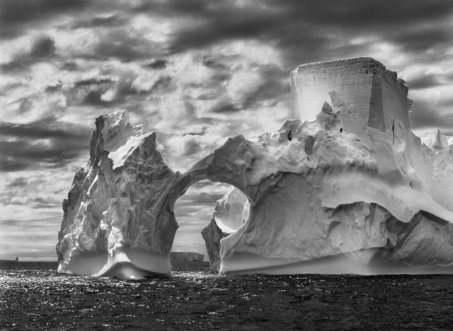 , 'Iceberg between Paulet Island and the South Shetland Islands in the Weddell Sea.,' 2005, Sundaram Tagore Gallery
