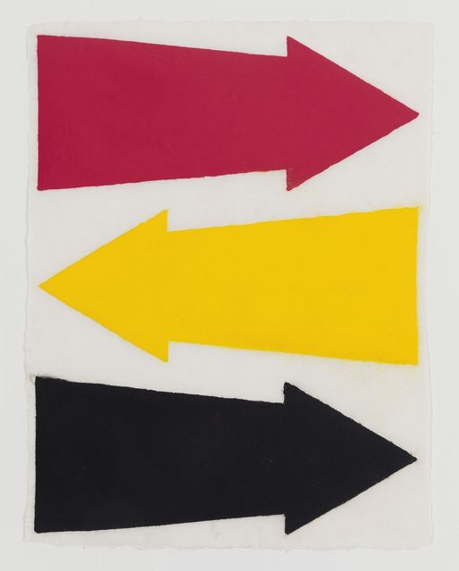 James Siena, 'Three Directions', 2013, Dieu Donné Benefit Auction