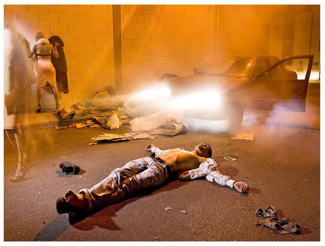 , 'Circus Christi: Crucifixión,' 2010, Almanaque