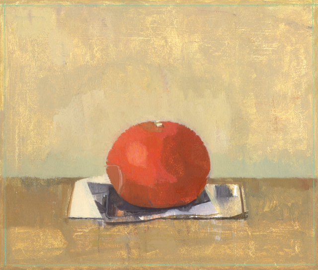 , 'Tangerine,' 2015, Tibor de Nagy