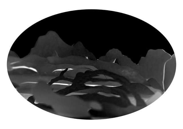 , 'Bronze IV,' 2013, Alberta Pane