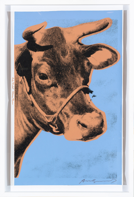 Andy Warhol, 'Cow', 1971, Corridor Contemporary