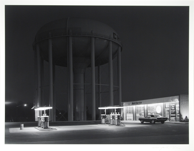 , 'Petit's Mobil Station, Cherry Hill, NJ,' 1974, Gallery 270