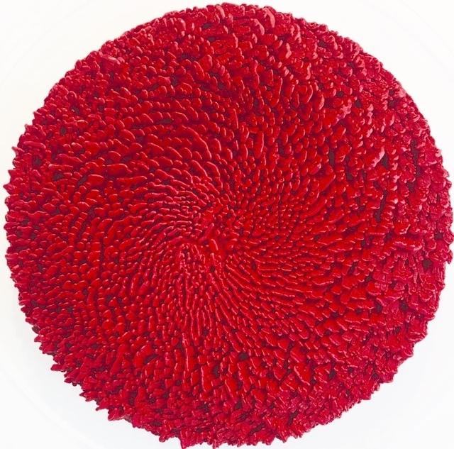 , 'Red Luc,' 2018, BOCCARA ART