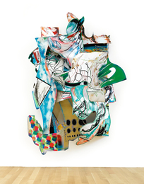 Frank Stella, 'Queen Mab (D-21, 1X),' 1992, Sotheby's: Contemporary Art Day Auction