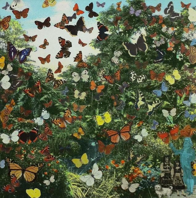 , 'London - Hyde Park ‐Positively the Last Appearance of the Butterfly Ma,' 2013, Paul Stolper Gallery