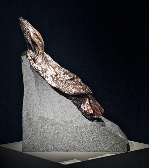 , 'AMPHIBIAN,' 2002-2014, Traver Gallery