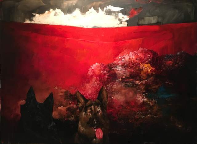 , 'Unfinished,' 2019, Galerie de Bellefeuille