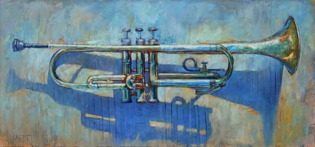 , 'Brass,' 2017, Vault Gallery